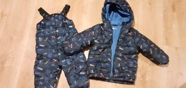 Kurta zimowa + spodnie