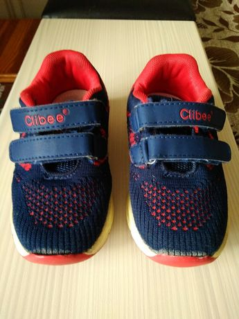 Кроссовки Clibee кросівки 25 р.