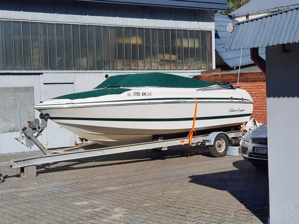 Chris Craft Volvo 4.3 Gi Cobra SX Bowrider Zamiana