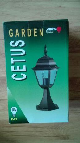 Lampa Cetus Garden - nówka!