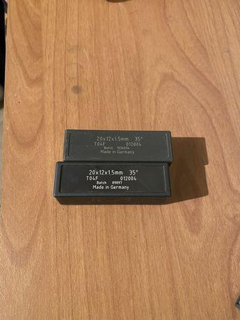 20x12x15 noze plytki wymienne do glowicy.