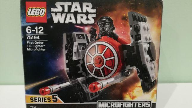 75194 Myśliwiec LEGO star wars 100% kompletne