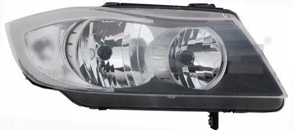 BMW E90 2005 - lampa przednia nowa prawa