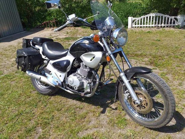 Motocykl Kymco Hipster
