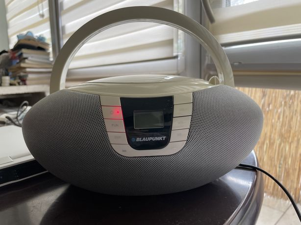Radio Blaupunkt biale  z CD mp3 usb nowe