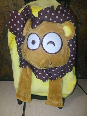 Дитячий рюкзак - валіза