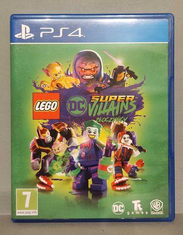 PlayStation 4! LEGO DC Super Villains Złoczyńcy - PL! PS4 - Polecam