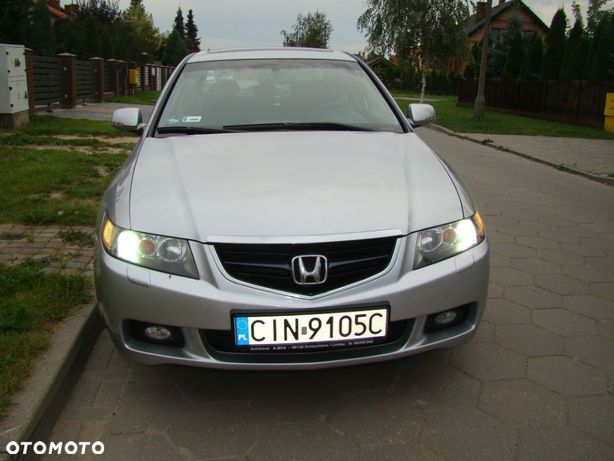 Honda Accord Salon Polska 2,4 L sedan 190KM