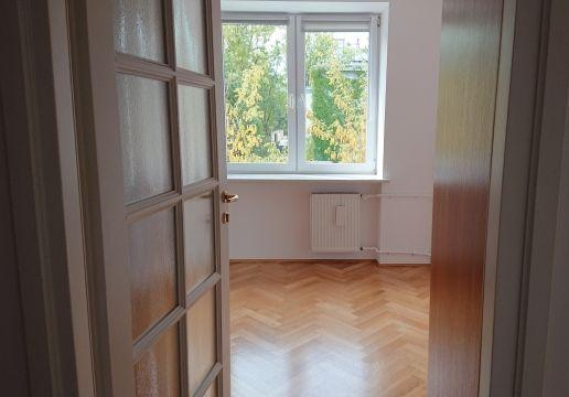 Ciche, jasne 2 pokoje, 44m, Stary Mokotów / Madalińskiego / metro