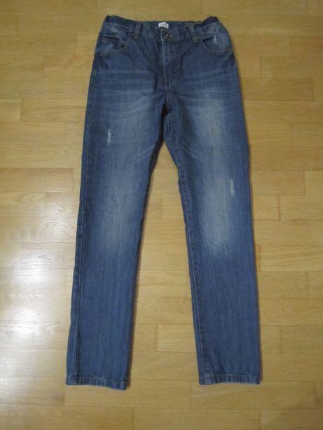 spodnie jeans rozm. 158/164cm