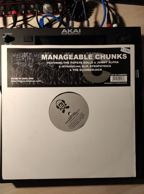 VA - Manageable Chunks (C SIDE 006)