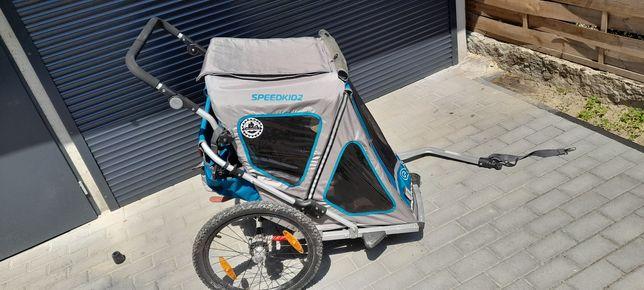 Przyczepka Rowerowa Querido Speedkid 2 (cena ostateczna)