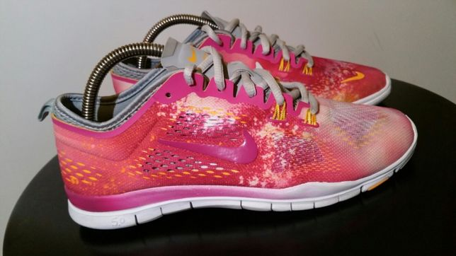 Buty Nike Free 5.0 TR Fit r 38.5