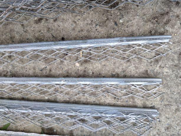 Уголок профиль металический для плитки отделочных работ кутник