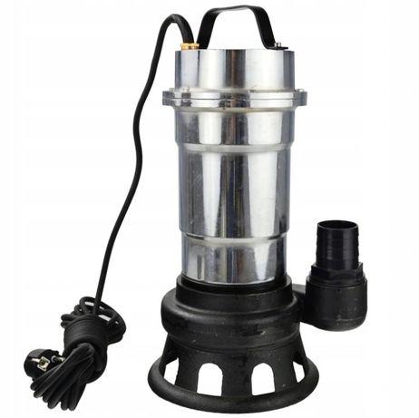 """Pompa do szamba wody z rozdrabniaczem niklowana 2950W 2"""" 25tys l/h"""