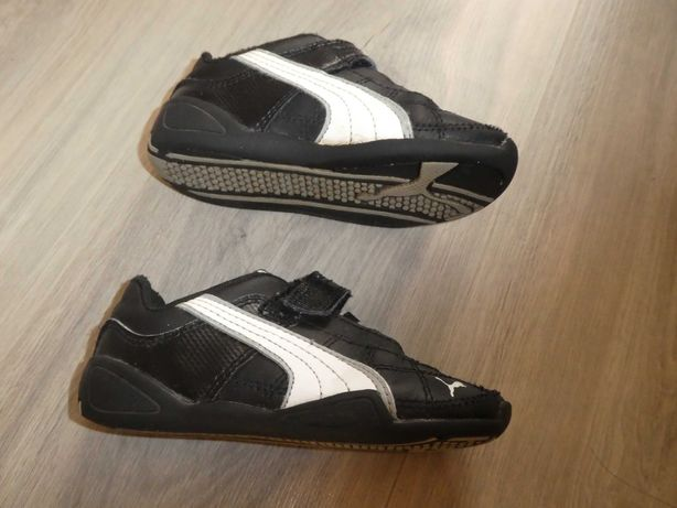 oryginalne buty dziecięce Puma r. 25