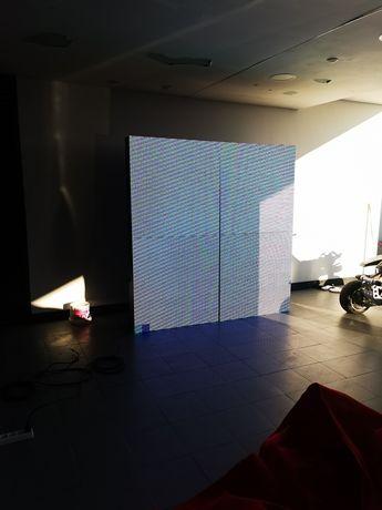 Ecrã led ph10 outdoor  2x2mt