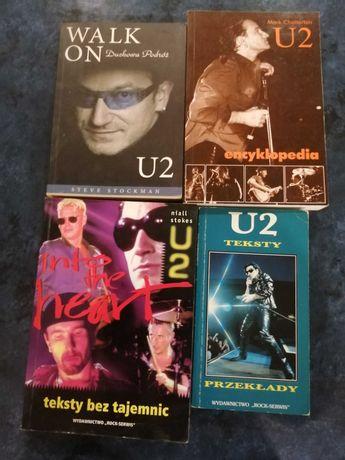 Cztery książki u2