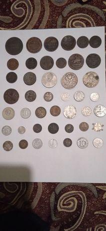 Продам монеты и деньги