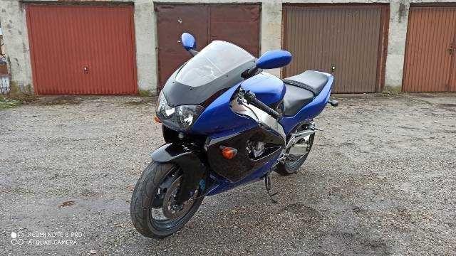 Yamaha YZF1000 Thunderace