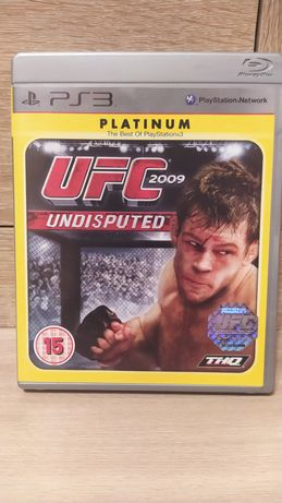 Gra UFC 2009 Undisputed ps3 playstation 3