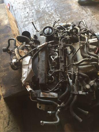 Мотор шкода А7 гольф 7