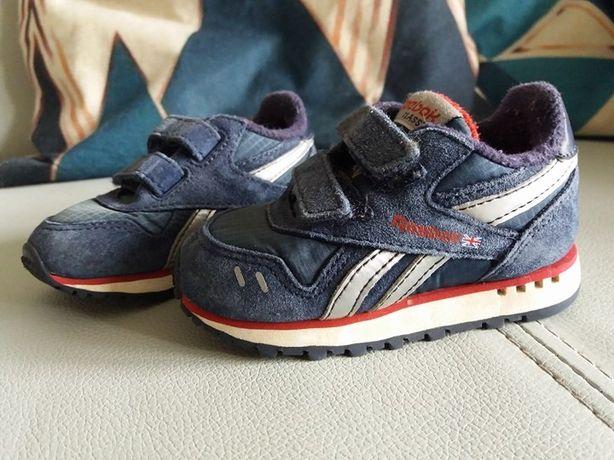 Wiosenne buty, adidasy chłopięce Reebok rozm. 20
