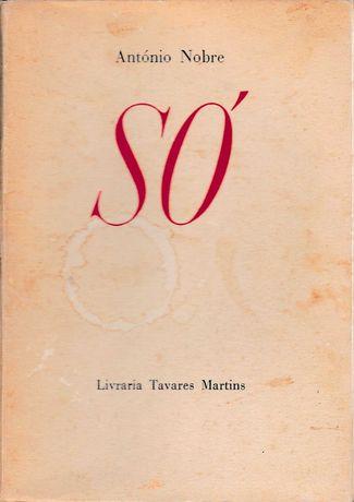 Só   António Nobre   1971