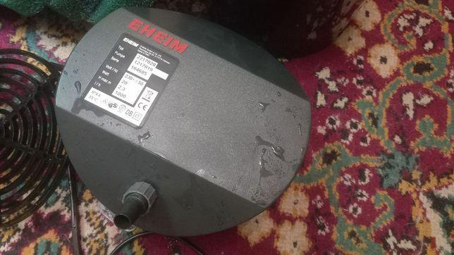 Аквариумный фильтр eheim classic 2217, 600