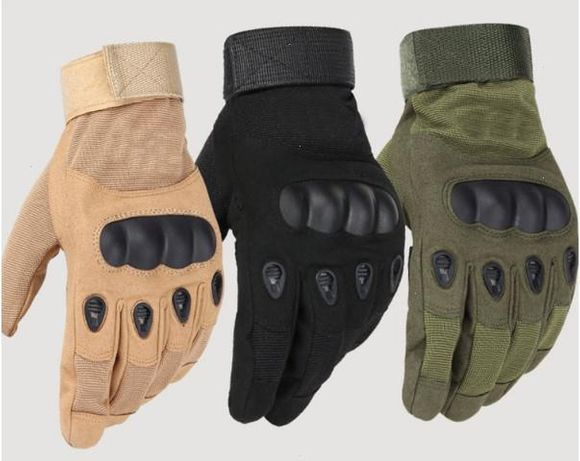 Перчатки Тактические , Oakley, зеленый и черный