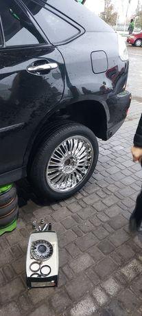 Диски  Lexus 5.120.R 20 + 255.45.20
