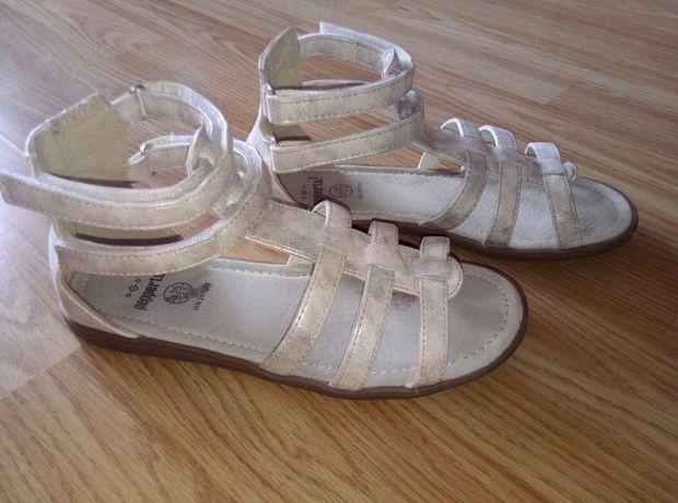 Sandały dla dziewczynki rozm 36