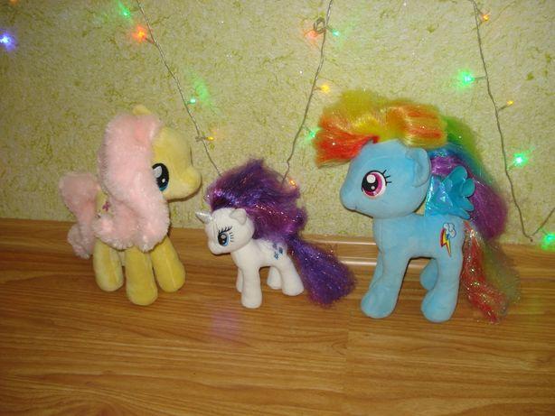 Игрушка Май Литл Пони Радуга Рарити Флаттершай My Little pony Hasbro