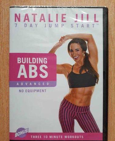Natalie Jill Building Abs Advanced DVD