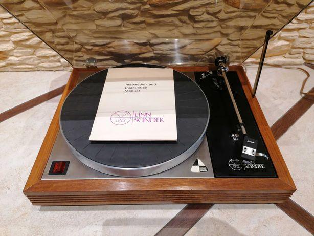 Gramofon LINN SONDEK LP12+Grace G707+Linn K9