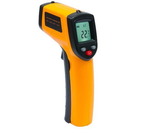 Опт! Термометр, градусник бесконтактный инфракрасный. мерить температу