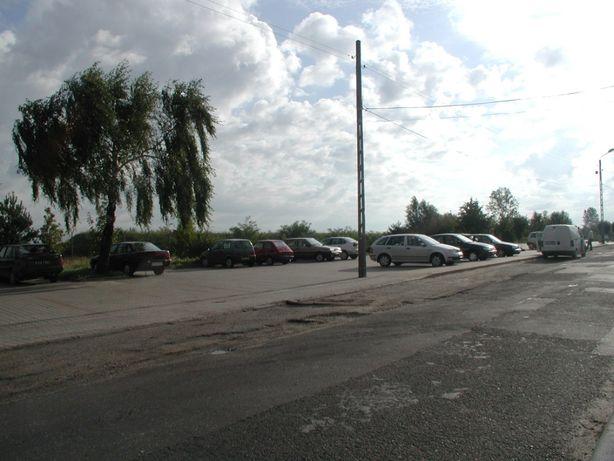 Parking , plac, miejsce parkingowe Ożarowice ul. Żubrza 1
