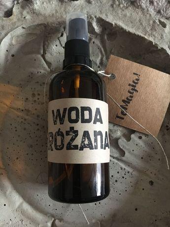 NOWA Woda różana / hydrolat różany To Magia! 100 ml