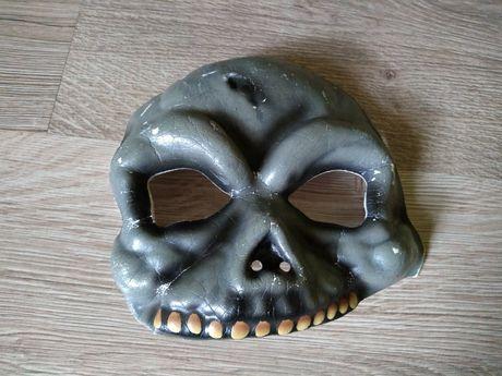 Maska halloween lub karnawał