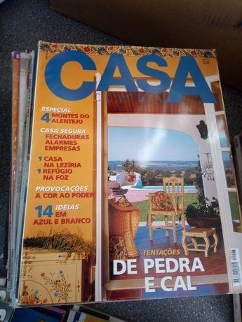 21 revistas decoração Casa Claudia