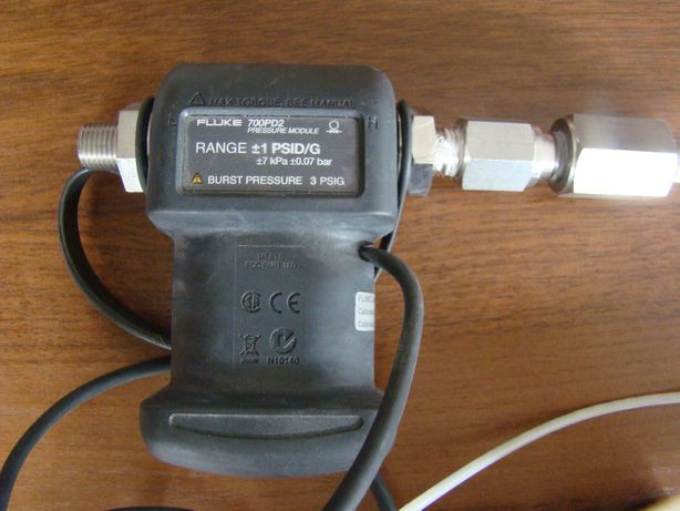 Fluke kalibrator procesów ciśnienia