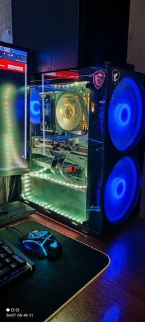 Корпус Aerocool Python ARGB Tempered Glass Black