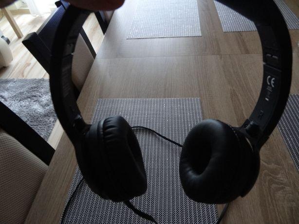 słuchawki z mikrofonem silver crest