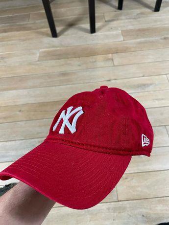 New Era 9Forty Ny Yankees Czapka Z Daszkiem Red