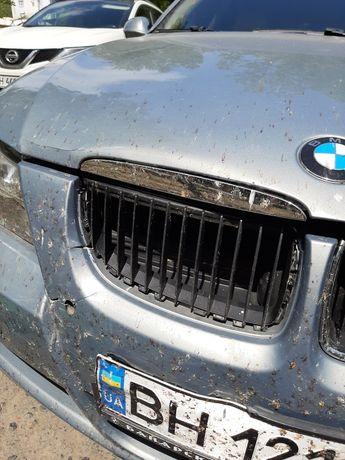 Бампер передний на BMW E90, E91