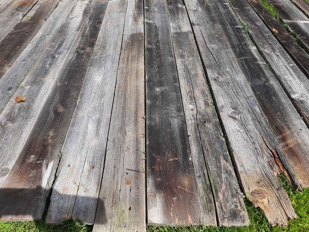 stare deski ze stodoły, stara belka , stare drewno