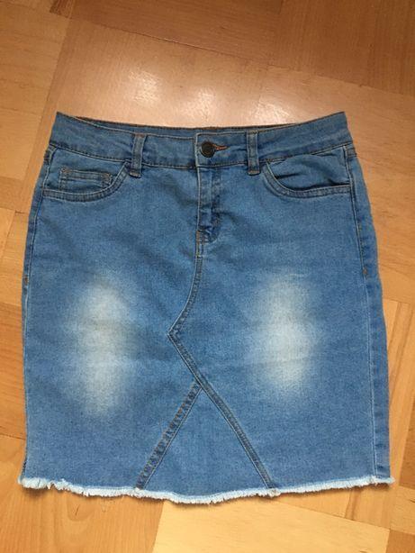 Spódnica jeansowe r. XS