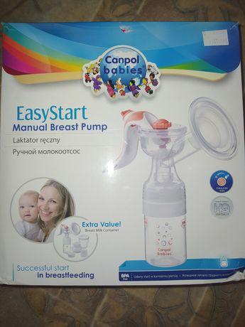Молокоотсос Canpol babies EasyStart