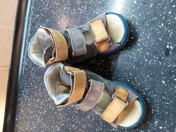 Ортопедичне шкіряне взуття 21р