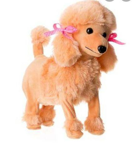 Собачка игрушка танцует и поет